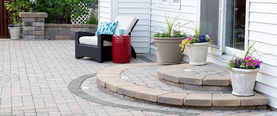 Why Your Home or Business Needs a Custom Paver Patio